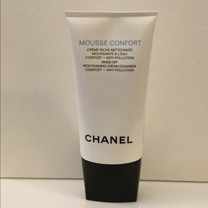 Chanel Mousse confort cleanser 5oz new